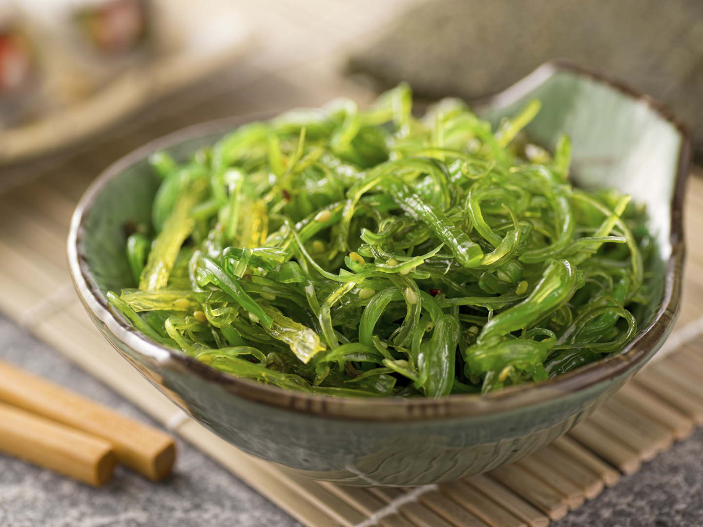 3 Simple Methods for Preserving Food - Seaweed Salad